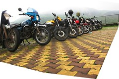 6625 - Malshej (Yazed Lord) Tags: fun ride roadtrip riding yamaha ghats ghat croup rd350 malshej