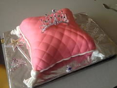 Princess Pillow Cake, Clayton Cnty, GA, www.birthdaycakes4free.com