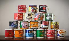 Westwood Yesteryear Mugs (sawith) Tags: cup coffee vintage ceramic mugs tea year 1996 cups mug 1992 yesteryear yester westood