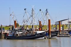 NORden (MaretH.) Tags: boats harbor boote northsea hafen nordsee schiffe seefahrt