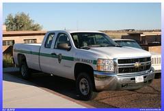 "Chevrolet 2500 HD ""U.S. Park Ranger"" (uslovig) Tags: auto park arizona usa chevrolet car america forest truck us ranger desert painted united von az national service hd states amerika 2500 petrified staaten vereinigte"