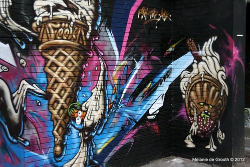Graffiti by Dicy & Feek 3