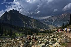 Sonmarg,Kashmir. (BIPLAB ROY CHOWDHURY) Tags: travel sky cloud india mountain landscape kashmir