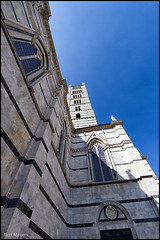 Duomo di Siena (thanks for visiting my page) Tags: italy canon photography fotografie cathedral religion wideangle siena toscane 1022mm impressive middleage duomodisiena