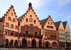 City Hall - Romer, Frankfurt am Main (Frankfurt) Hesse, Germany (Black Diamond Images) Tags: germany europe cityhall frankfurt frankfurtammain romer hesse historicfrankfurt europeantrip2010
