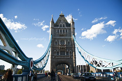 tower bridge (Ivana Barrili) Tags: uk london londra unitedkindom