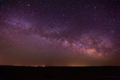 Milky Way Over Navajo Nation (Fort Photo) Tags: arizona sky nature night skyscape stars nikon space may az astrophotography astronomy 2012 milkyway mw chinle navajonation starrysky d700 2012a