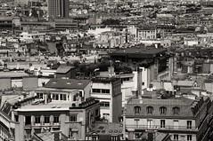 Paris City Scape