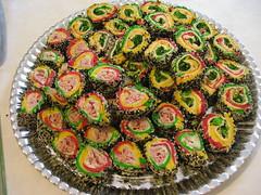 Sushi de Po (Confetti & Cupcakes) Tags: cake bar spider cupcakes high mini confetti evento beb bolo casamento convite festa aniversrio ch aranha marmita drika homen monter personalizados novaes gostosos decorados