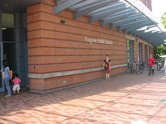 """Eugene Public Library, Oregon • <a style=""""font-size:0.8em;"""" href=""""http://www.flickr.com/photos/82112822@N00/7755652014/"""" target=""""_blank"""">View on Flickr</a>"""