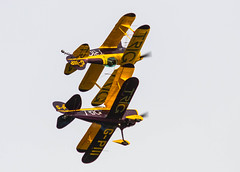 "Pitts Special S-1D biplanes • <a style=""font-size:0.8em;"" href=""http://www.flickr.com/photos/53908815@N02/7765226116/"" target=""_blank"">View on Flickr</a>"