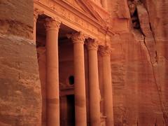 Golden Treasury (jleathers) Tags: golden petra treasury middleeast jordan indianajones hashemite wadimusa