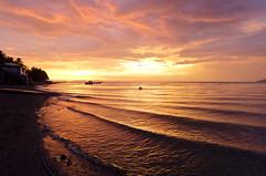Sundown view at Anilao (Arne Kuilman) Tags: sunset sun color beach wow site view philippines wideangle tokina basura vista anilao tokina1116