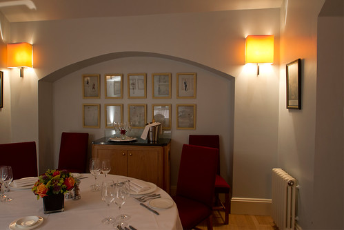 The Private Dining Rooms at the Royal Opera House © ROH 2012