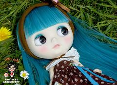 MuMu custom Blythe
