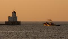 Great Lakes Towing (Chris Gaziano) Tags: lighthouse oklahoma wisconsin milwaukee tugboat arkansas tug gtug greatlakestowing