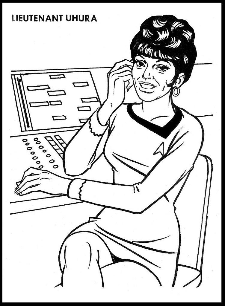 Ziemlich Star Trek Malbuch Zeitgenössisch - Framing Malvorlagen ...