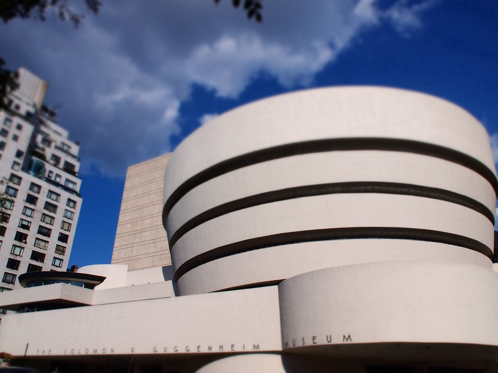 The Guggenheim Museum (New York, USA 201 by paularps, on Flickr