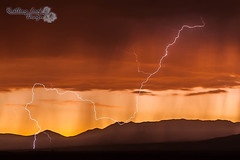 "Rush Valley Lightning (Scott Stringham ""Rustling Leaf Design"") Tags: storm weather canon landscape utah strike thunderstorm lightning rebelxt electrical thunder lightningstrike electricalstorm rushvalley stormtracking rushvalleylightning"