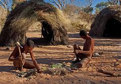 Bushman (Roelie Wilms) Tags: san namibia bushman namibi sanpeople grootfontein bosjesmannen elementsorganizer namibi2012 namibi2012