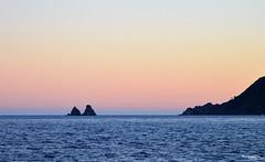 Les Deux Frres (mistinguette.mistinguette) Tags: mer sea blue sunset evening coucherdesoleil capsici toulon var paca provence mediterranee