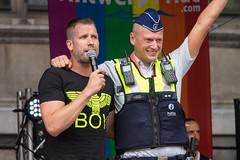 DSC06046.jpg (Eelco van Loo) Tags: politie antwerppride2016 police grotemarkt antwerpen closingfestival dimitrivantomme