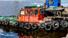 HEIKKI (Jori Samonen) Tags: heikki tug boat sompasaari helsinki finland nikon d3200 350 mm f18 nikond3200 350mmf18 nikond3200350mmf18