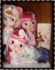 Corner Cabinet Girls
