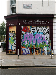 Jobs / Amb (Alex Ellison) Tags: westlondon urban graffiti graff boobs nottinghillcarnival2016 jobs amb cbm