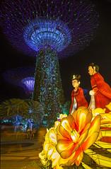 Mid-Autumn Festival @ Gardens by the Bay Stories of the Moon (gintks) Tags: gintaygintks gintks gbtb singapore singaporetourismboard singapur sg51 supertrees yoursingapore exploresingapore gardenbythebay lanternfestival lanterns giantlanterns midautumn