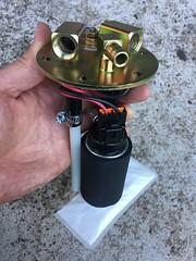 Fuel Pump Assembly (john.and.kath) Tags: jrd ls ls2 l77 60l engine conversion electric fuel system pump sender efi 1965 chevrolet impala