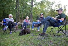1358 (Jean Arf) Tags: trumansburg ny newyork summer 2016 cayuga lake joanne jim yvie kevin annie dog