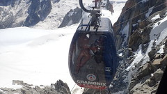 07_Mont-Blanc Panoramic to Helbronnee (Nick Ham100) Tags: chamonix aiguilledumidi utmb
