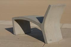 Boulevard - Scheveningen (Jan de Neijs Photography) Tags: boulevard scheveningen boulevardscheveningen zuidholland stoel beton