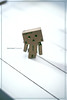 The aventures of Boxy (céline._.photographie) Tags: danbo danboard japanese toys amazon amazing 18 50mm nikon nikond600 photography photographie photo passion cute