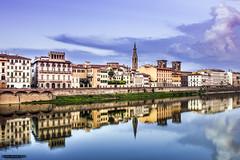 Reflejos en el Arno (Florencia) (Ivan_Sanchez) Tags: arno florencia firenze florence toscana tuscany reflejos reflections italia italy