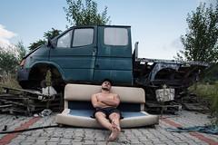 Romania, 2016 (marziotoniolo1) Tags: fun holiday travel trip viaggiare europa viaggi nikonitalia autoscatto nikond810 nikon selfportrait gipsylife free house car romania portrait me man