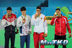 Taekwondo en los Juegos Olimpicos de Rio 2016