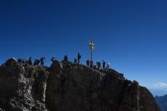 Bavaria i - vii (summer_57) Tags: bavaria germany zugspitze nikond750 1435 alps mountains summit