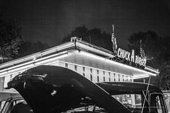 cab-181 (DiPics) Tags: car culture chuck burger cruise joint return vintage chrome americana wheels summer st louis overland chapels rock road roll metal neon
