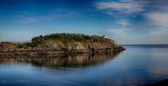 Lighthouse Lofoten (Lothar Heller) Tags: lighthouse leuchtturm norway norge norwegen lofoten photoshop