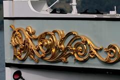 Dampfschiff DS Blemlisalp ( Baujahr 1906 - Lnge 63.45m - Passagiere 750 - Schaufelraddampfer Salondampfer Raddampfer Kursschiff Dampfer Fahrgastschiff) auf dem Thunersee im Berner Oberland im Kanton Bern der Schweiz (chrchr_75) Tags: hurni160903 kantonbern schweiz suisse switzerland svizzera suissa swiss kanton bern berner oberland albumdampfschiffederschweiz schiff kursschiff schiffahrt kursschiffahrt passagierschiffahrt passagierschiff skib ship alus bateau    schip fartyg barco dampfschiff schaufelraddampfer salondampfer dampfer vapor stoomboot steamer vapeur ngaren ds dampfmaschine christoph hurni chriguhurni chrchr chrchr75 chriguhurnibluemailch albumzzz201609september september 2016 berneroberland thunersee alpensee see lake lac s jrvi lago  albumthunersee albumkursschiffethunersee