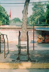 Parallel bars (BangCoi) Tags: bkhn hust bachkhoa dorm dormitory filmphotography film