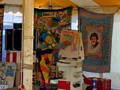 Sketch Artist (mudder_bbc) Tags: clowns sketchart garythesilentclown rensselaercounty newyork countyfairs schaghticokefair labordayweekend