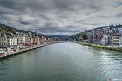 Dinant, vue sur la Meuse (BE) (Ld\/) Tags: dinant meuse fleuve belgique belgium sax belgie wallonie wallonne rgion septembre 2016