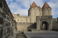 Carcassonne (Renato Pizzutti) Tags: carcassonne pontelevatoio portadaccesso fortificazione mura torridiguardia cittadella nikond750 renatopizzutti