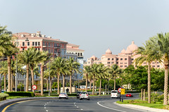 The Pearl-Qatar (jbdodane) Tags: thepearl thepearlqatar alamy160920 doha middleeast qatar roads traffic alamy