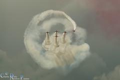 THE RED ARROWS (charlie delta airshow passion) Tags: yeovilton airshow sea vixen mig15 spitfire seafire commando assault stonehenge red arrows merlin black cats lynx rafale f16 falcon b17 team orlik