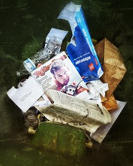 Take That, James Corden (Flickr Goot) Tags: september 2016 samsung galaxy s6 52 challenge 52in2016challenge trash discarded