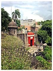 Puerta De San Juan (Door Of San Juan) (SamyColor) Tags: canon50d tamron28mmf25adaptall2 puertadesanjuan doorofsanjuan sanjuan oldsanjuan viejosanjuan puertorico color colori colorido colores colors colorefexpro4 lightroom